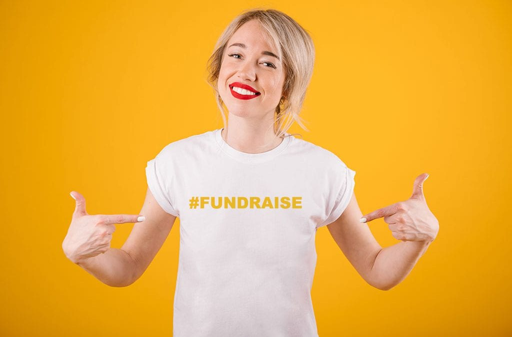 How to Fundraise Selling T-shirts Online